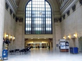 Chicago - Union Station interior