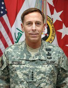 Gen. David H Petraeus 2007
