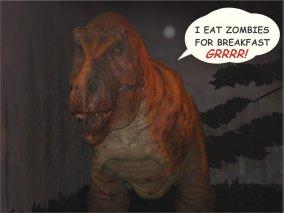 I eat zombies