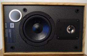 JBL 2500 speaker port modification