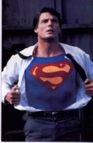 Christopher Reeve really was Clark Kent. Superman was just his day job.