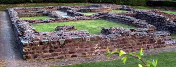 Roman ruins UK