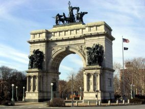 Soldiers & Sailors Arch - Brooklyn NY