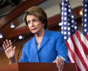 Nancy Pelosi: Nothing left to cut in budget — 'the cupboard is bare'.