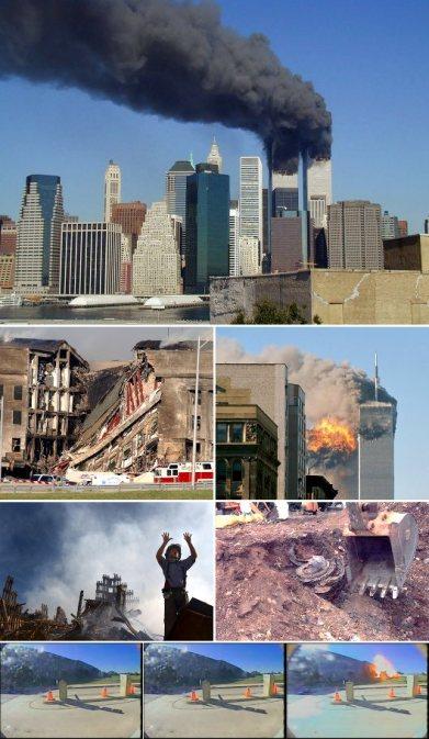 9/11- Photo Montage