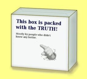 box packed truth