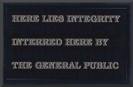 integrity tombstone