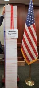 Obama health care stack regulations