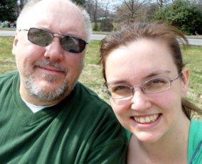 daughter & I