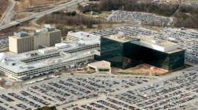 NSA Fort Meade MD headquarters