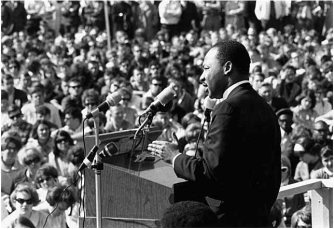 Martin Luther King Jr -St. Paul MN 1967