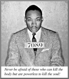 Martin Luther King - arrest