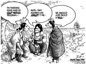 original immigration problem