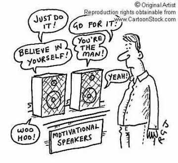 motivational speakers