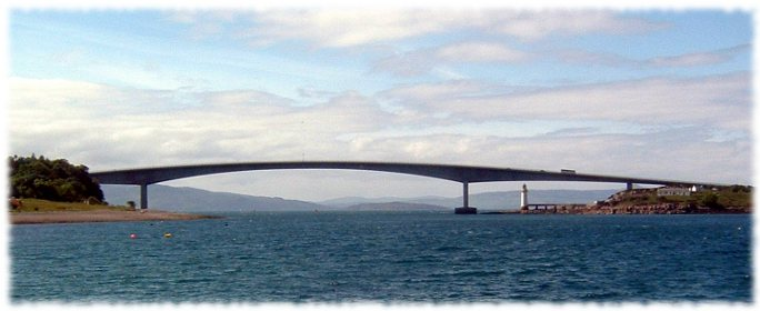 Skye Bridge Scotland
