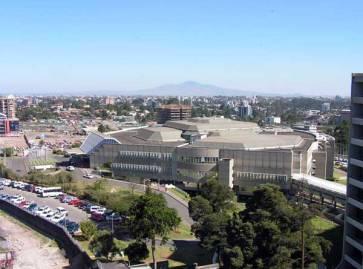 African Hall Addis Ababa