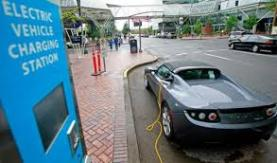electric charge station