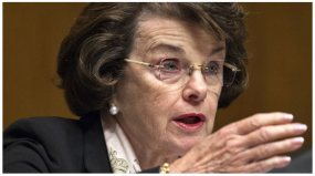 Dianne Feinstein speaking