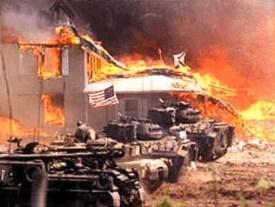 Koresh compound, Waco TX, April 19, 1993