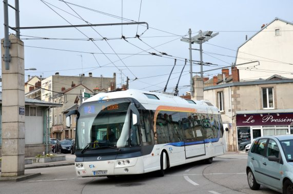 Irisbus southern France
