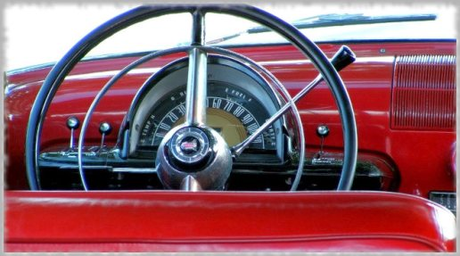 Mercury '55  dash