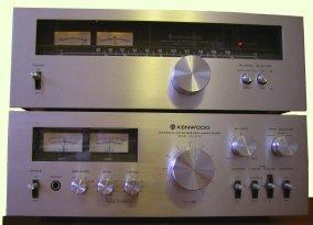 Kenwood amp & tuner