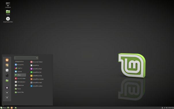 linux-mint-desktop