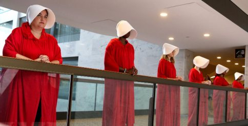 women_dressed_as_handmaids_kavanaugh_hearings