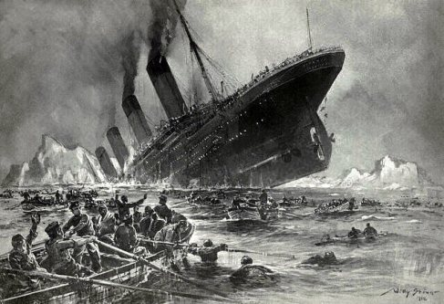 titanic_sinking_drawing_1930s_magazine